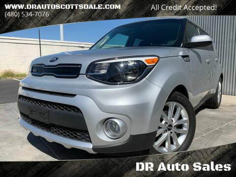 2017 Kia Soul for sale at DR Auto Sales in Scottsdale AZ