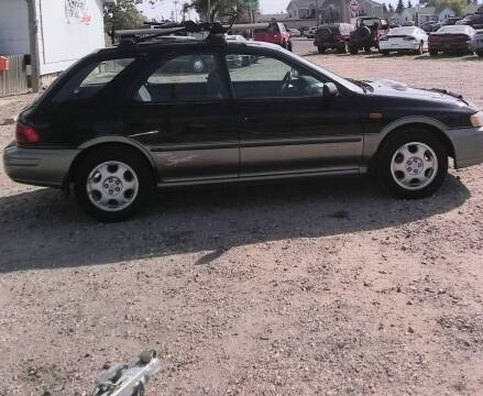 2001 Subaru Impreza for sale at Good Guys Auto Sales in Cheyenne WY