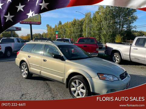 2006 Subaru Outback for sale at FLORIS AUTO SALES in Anchorage AK