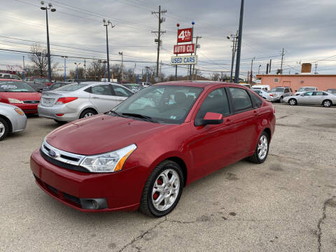 2009 Ford Focus for sale at 4th Street Auto in Louisville KY