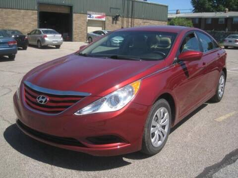 2012 Hyundai Sonata for sale at ELITE AUTOMOTIVE in Euclid OH