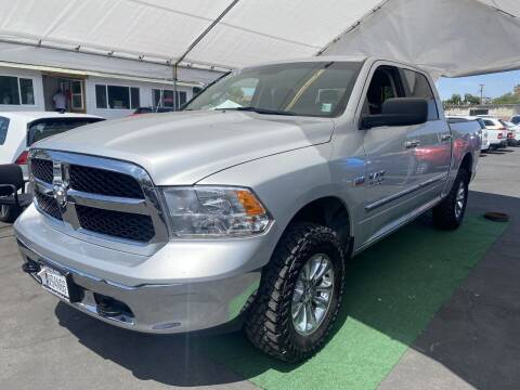 2017 RAM Ram Pickup 1500 for sale at San Jose Auto Outlet in San Jose CA