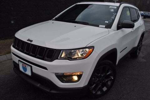 2021 Jeep Compass for sale at 495 Chrysler Jeep Dodge Ram in Lowell MA