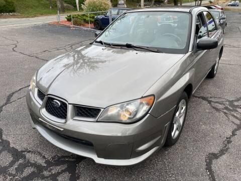 2006 Subaru Impreza for sale at Premier Automart in Milford MA