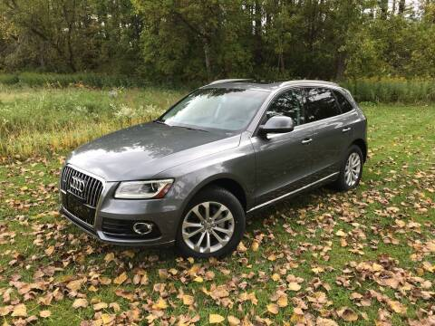 2015 Audi Q5 for sale at EuroMotors LLC in Lee MA