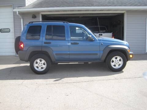 2006 Jeep Liberty for sale at G T AUTO PLAZA Inc in Pearl City IL