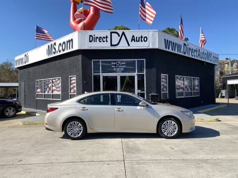 2014 Lexus ES 350 for sale at Direct Auto in D'Iberville MS