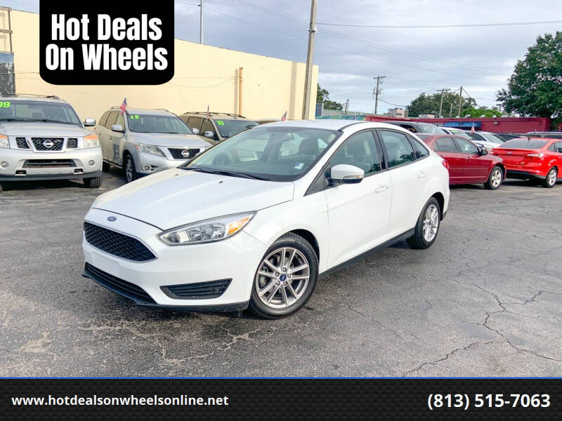 2016 Ford Focus for sale at Hot Deals On Wheels in Tampa FL
