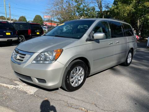 2008 Honda Odyssey for sale at Diana Rico LLC in Dalton GA