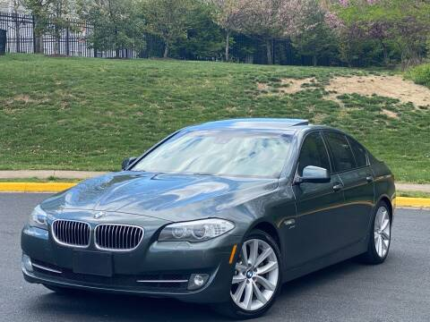 2011 BMW 5 Series for sale at Diamond Automobile Exchange in Woodbridge VA