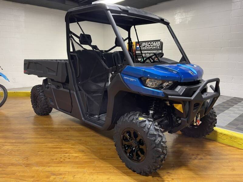 2021 Can-Am Defender PRO XT HD10 for sale at Lipscomb Powersports in Wichita Falls TX