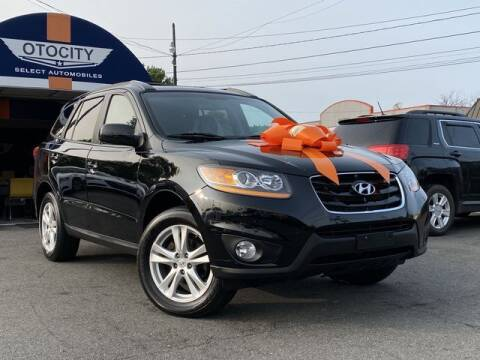 2010 Hyundai Santa Fe for sale at OTOCITY in Totowa NJ