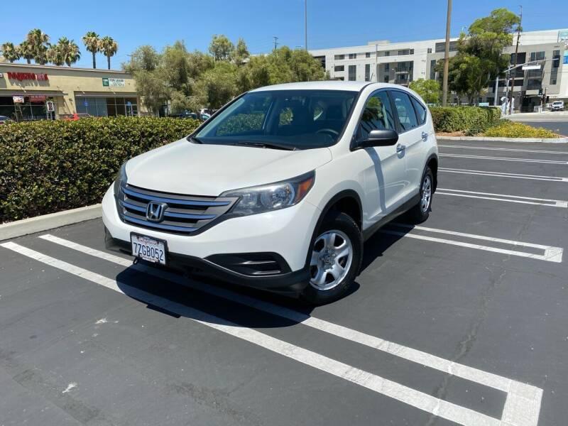 2014 Honda CR-V for sale at Fiesta Motors in Winnetka CA