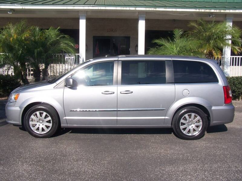 2015 Chrysler Town and Country for sale at Thomas Auto Mart Inc in Dade City FL