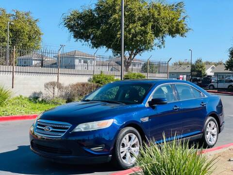 2011 Ford Taurus for sale at United Star Motors in Sacramento CA