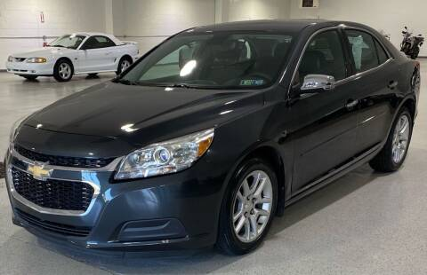 2014 Chevrolet Malibu for sale at Hamilton Automotive in North Huntingdon PA