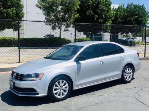 2015 Volkswagen Jetta for sale at CARLIFORNIA AUTO WHOLESALE in San Bernardino CA