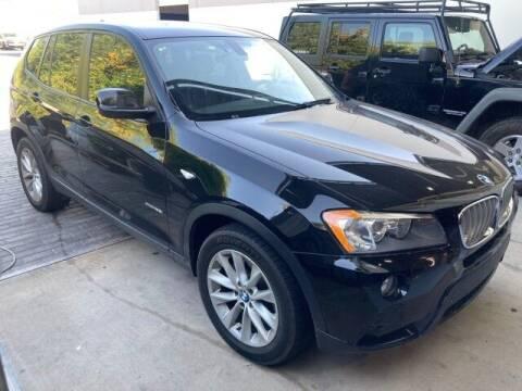 2014 BMW X3 for sale at Autos by Jeff Scottsdale in Scottsdale AZ