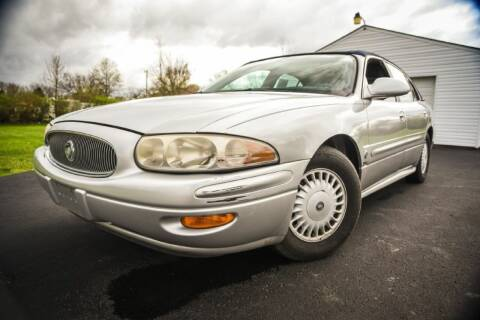 2000 Buick LeSabre for sale at Glory Auto Sales LTD in Reynoldsburg OH