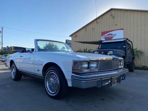 1976 Cadillac Seville for sale at Approved Autos in Bakersfield CA