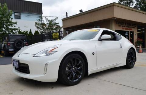 2015 Nissan 370Z for sale at Father and Son Auto Lynbrook in Lynbrook NY
