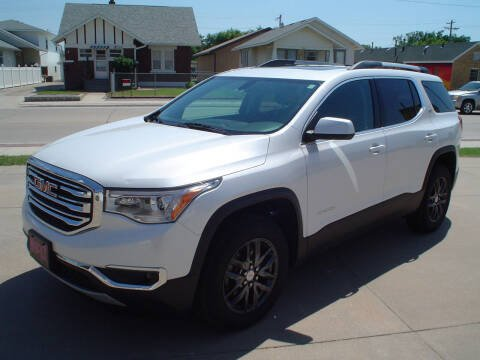 2018 GMC Acadia for sale at World of Wheels Autoplex in Hays KS