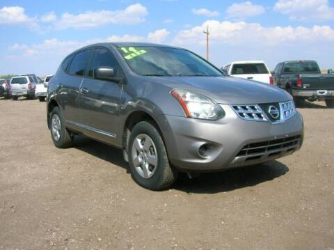 2014 Nissan Rogue Select for sale at HORSEPOWER AUTO BROKERS in Fort Collins CO