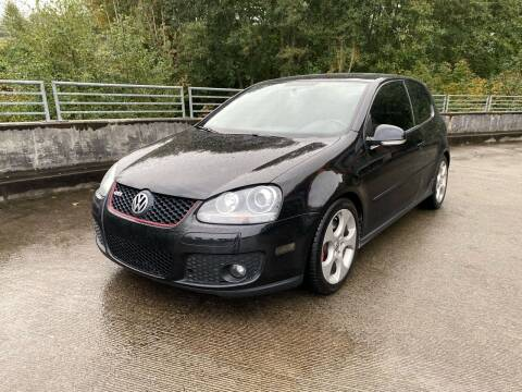 2008 Volkswagen GTI for sale at Zipstar Auto Sales in Lynnwood WA