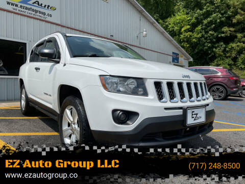 2014 Jeep Compass for sale at EZ Auto Group LLC in Lewistown PA