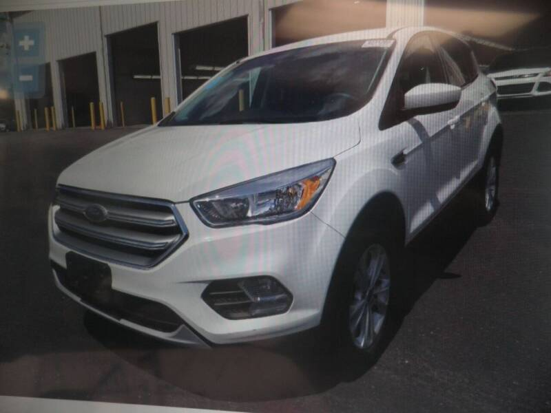 2017 Ford Escape for sale at CRYSTAL MOTORS SALES in Rome NY