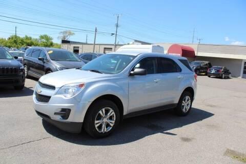2013 Chevrolet Equinox for sale at Road Runner Auto Sales WAYNE in Wayne MI