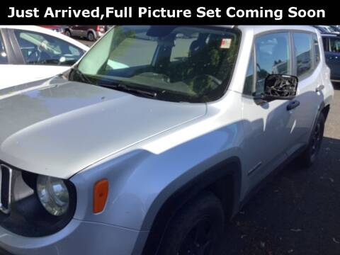 2016 Jeep Renegade for sale at Royal Moore Custom Finance in Hillsboro OR