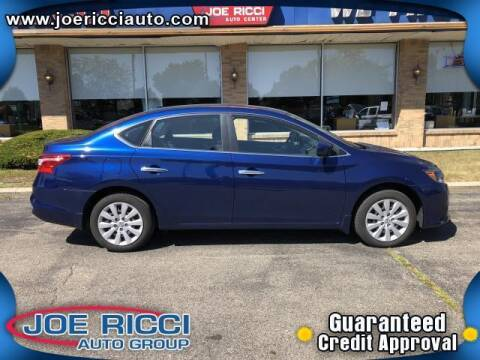 2017 Nissan Sentra for sale at Mr Intellectual Cars in Shelby Township MI