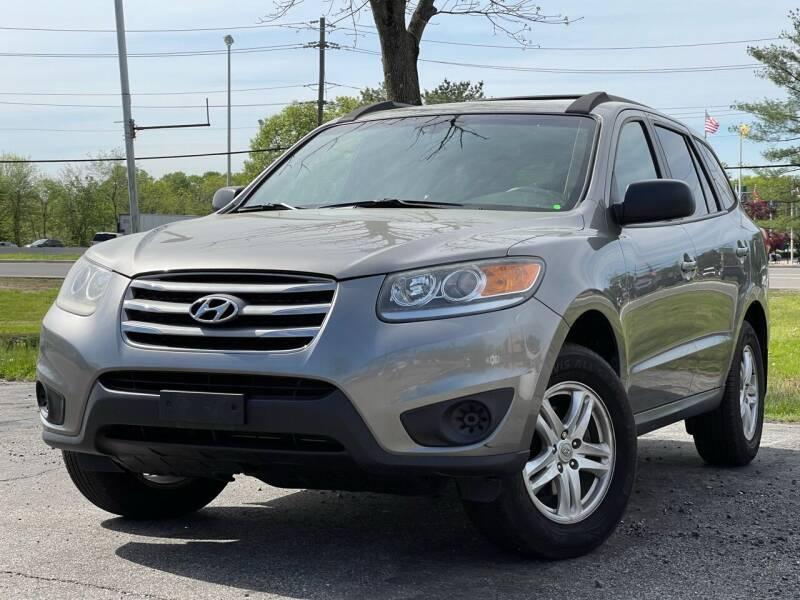 2012 Hyundai Santa Fe for sale at MAGIC AUTO SALES in Little Ferry NJ