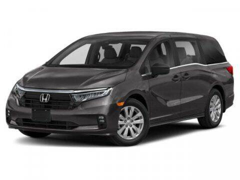 2021 Honda Odyssey for sale at DAVID McDAVID HONDA OF IRVING in Irving TX