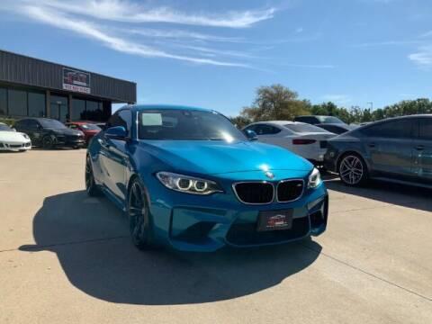 2017 BMW M2 for sale at KIAN MOTORS INC in Plano TX