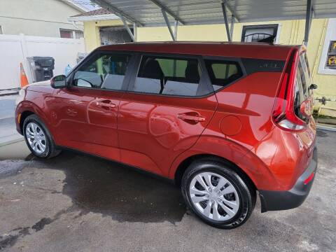2020 Kia Soul for sale at ANYTHING ON WHEELS INC in Deland FL