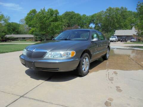 2002 Lincoln Continental for sale at D & P Sales LLC in Wichita KS