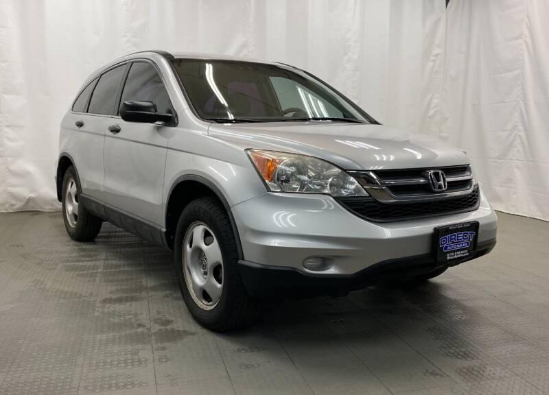 2011 Honda CR-V for sale at Direct Auto Sales in Philadelphia PA