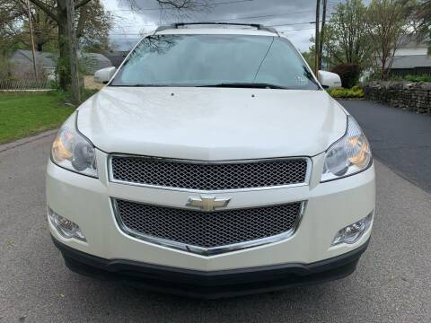 2011 Chevrolet Traverse for sale at Via Roma Auto Sales in Columbus OH