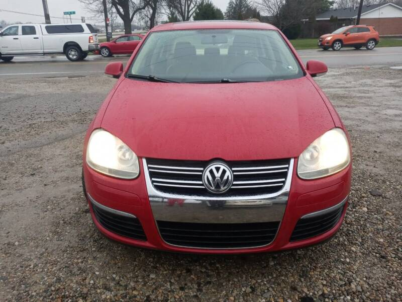 2009 Volkswagen Jetta for sale in Circleville, OH