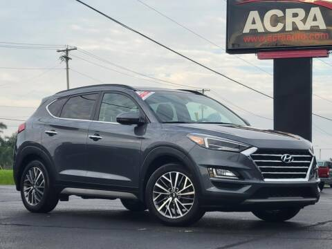 2019 Hyundai Tucson for sale at BuyRight Auto in Greensburg IN