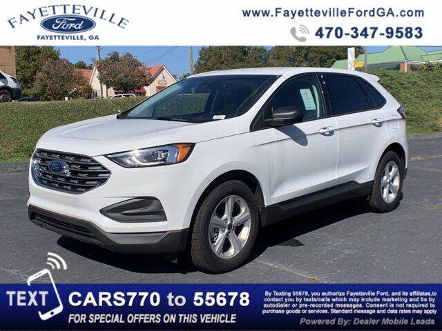2020 Ford Edge for sale in Fayetteville, GA