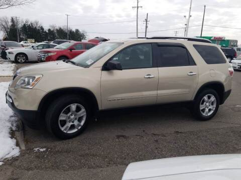 2008 GMC Acadia for sale at Revolution Auto Group in Idaho Falls ID