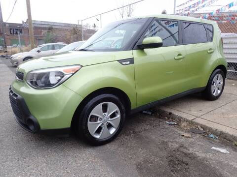 2014 Kia Soul for sale at Dan Kelly & Son Auto Sales in Philadelphia PA