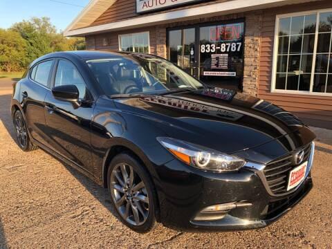 2018 Mazda MAZDA3 for sale at Premier Auto & Truck in Chippewa Falls WI