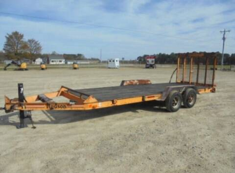 1998 Hudson 18 Ft Lawn and Garden Trailer for sale at Vehicle Network - Dick Smith Equipment in Goldsboro NC