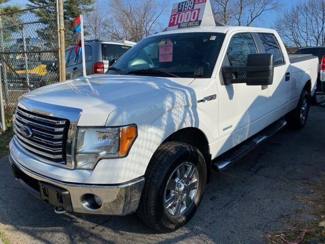 2012 Ford F-150 for sale at Drive Deleon in Yonkers NY