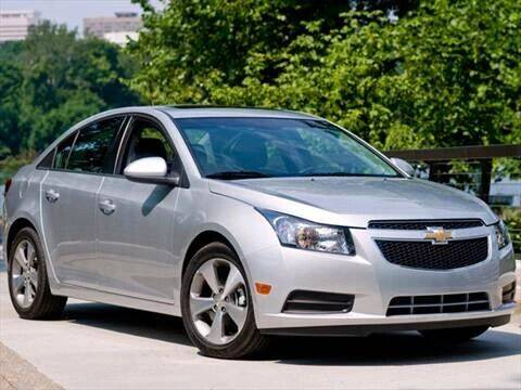 2013 Chevrolet Cruze for sale at Auto Smart Charlotte in Charlotte NC