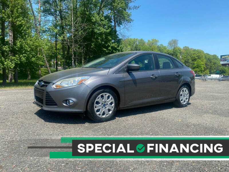 2012 Ford Focus for sale at QUALITY AUTOS in Newfoundland NJ